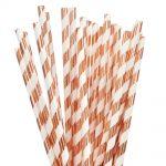 8 rose-gold-straws
