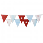 Classic Boy Party Bunting
