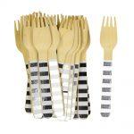 metallic-foil-fork